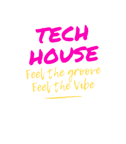 Camiseta Tech House